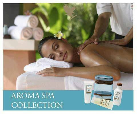 AROMA SPA COLLECTION – AROMATERAPIJSKA KOLEKCIJA