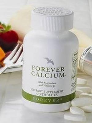 FOREVER CALCIUM  –  ZA ZDRAVE KOSTI