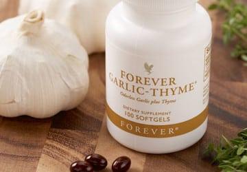 GARLIC-THIME – snažan antioksidans