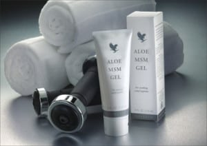 Aloe-MSM-Gel-Forever-Living