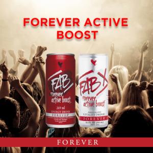 Forever Fab (FAB – Forever Active Boost-PRIRODAN ENERGETSKI NAPITAK)