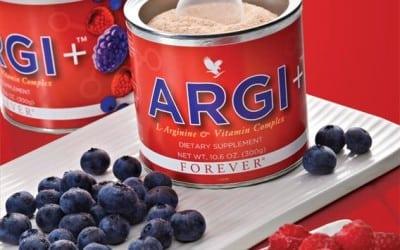 ARGI+ antioksidnt kompleks sa L-arginine