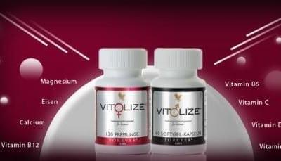 Vitolize Womens and Mans  – dodatak prehrani za vitalnost žena i muškaraca