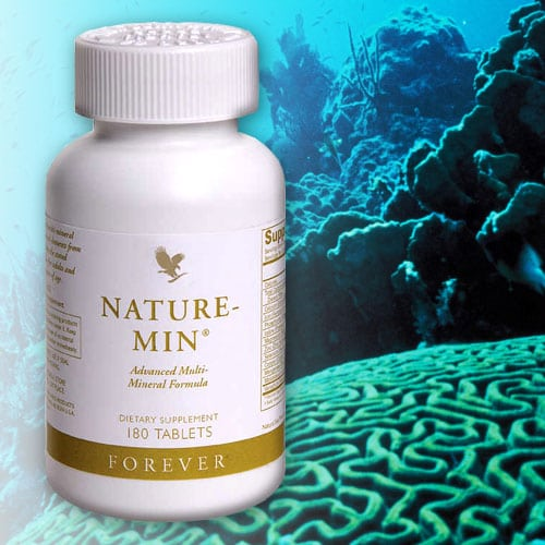 Nature min forever living products