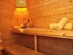 Sauna (SAUNA – VJEŽBA ZA TIJELO, ODMOR ZA MOZAK)