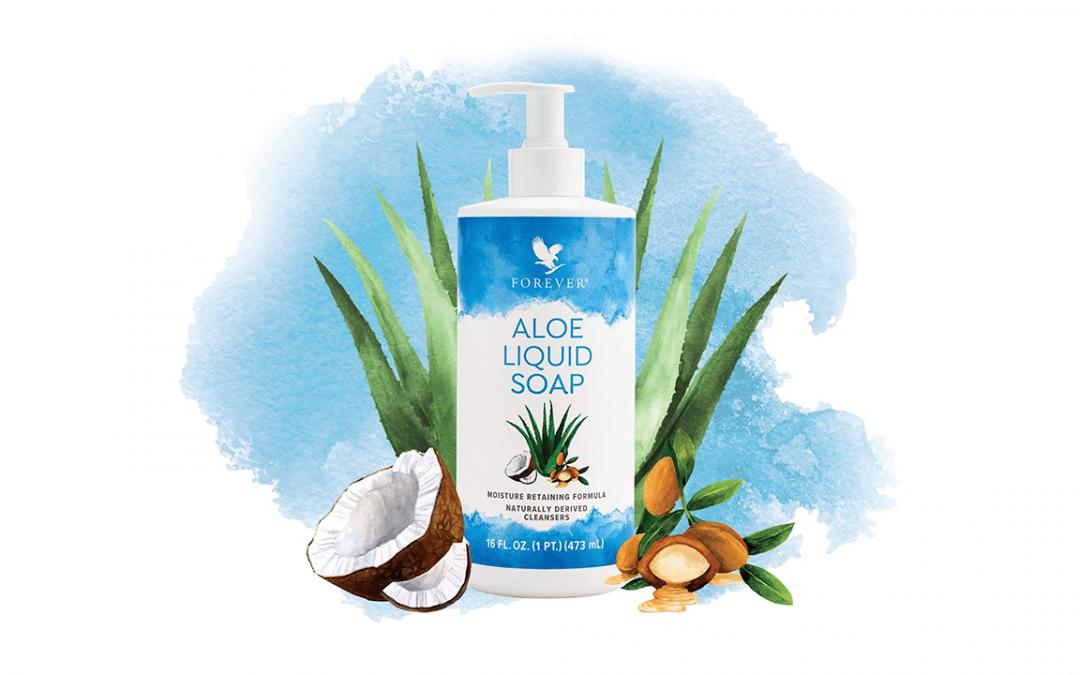 Aloe Liquid Soap